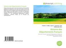 Bookcover of Histoire des Départements Français