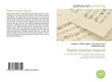 Pepita Jiménez (opera) kitap kapağı