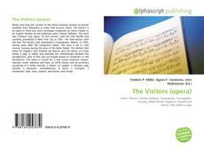 Portada del libro de The Visitors (opera)