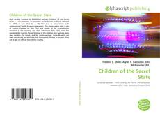 Bookcover of Children of the Secret State