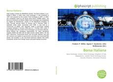 Buchcover von Borsa Italiana