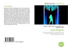 Обложка Julia Stegner