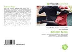 Couverture de Ballroom Tango