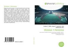 Capa do livro de Division 1 Féminine