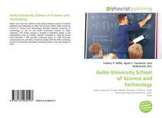 Capa do livro de Aalto University School of Science and Technology