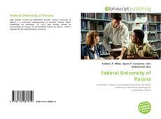Copertina di Federal University of Paraná