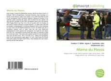 Morne du Plessis的封面