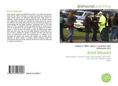 Couverture de Errol Stewart
