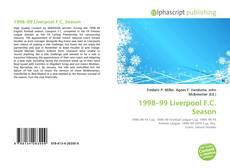 1998–99 Liverpool F.C. Season kitap kapağı