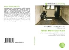Обложка Rebels Motorcycle Club