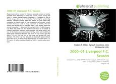 Bookcover of 2000–01 Liverpool F.C. Season