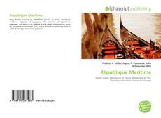 Bookcover of République Maritime