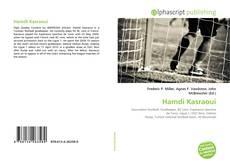 Capa do livro de Hamdi Kasraoui