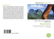 Обложка Barnet Burns