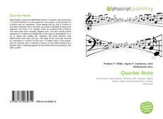 Обложка Quarter Note