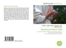 Bookcover of Nuyorican Poets Café