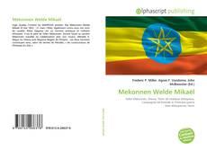 Bookcover of Mekonnen Welde Mikaél