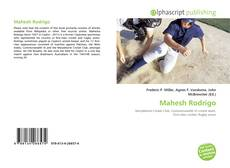 Bookcover of Mahesh Rodrigo