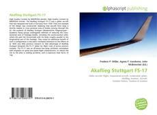Copertina di Akaflieg Stuttgart FS-17