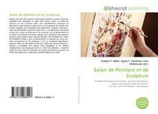 Couverture de Salon de Peinture et de Sculpture