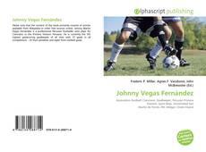 Buchcover von Johnny Vegas Fernández