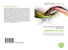 Обложка Expédition de Sicile