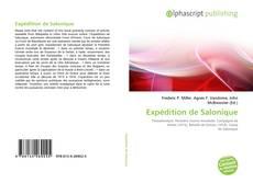 Bookcover of Expédition de Salonique