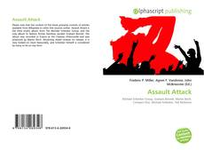 Portada del libro de Assault Attack