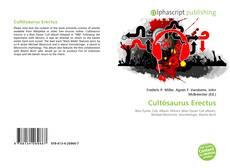 Bookcover of Cultösaurus Erectus