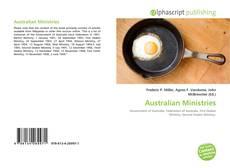Copertina di Australian Ministries