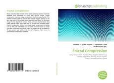 Bookcover of Fractal Compression