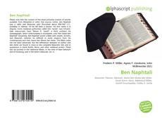 Borítókép a  Ben Naphtali - hoz