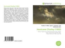 Bookcover of Hurricane Charley (1992)