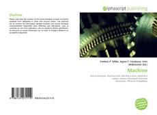 Buchcover von Machine
