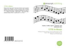 Обложка 1778 in Music