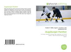 Bookcover of Augsburger Panther