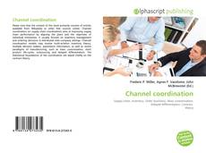 Bookcover of Channel coordination