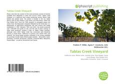 Copertina di Tablas Creek Vineyard