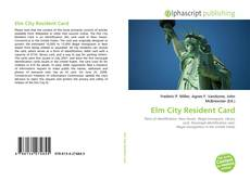 Elm City Resident Card的封面