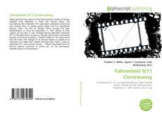 Bookcover of Fahrenheit 9/11 Controversy