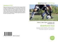 Bookcover of Abdelkarim Kissi