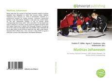 Bookcover of Mathias Johansson