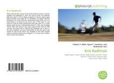 Buchcover von Kris Radlinski