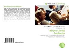 Bookcover of Bergen County Academies