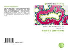 Bookcover of Neolithic Settlements
