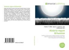 Обложка Historia regum Britanniae