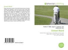 Bookcover of Ernest Ward