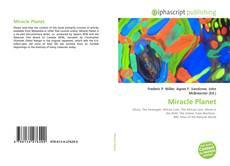 Обложка Miracle Planet