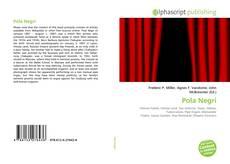 Portada del libro de Pola Negri