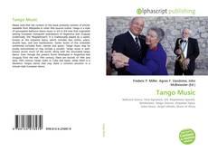 Обложка Tango Music